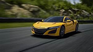 2020 Acura NSX pays homage to original NSX's Spa Yellow