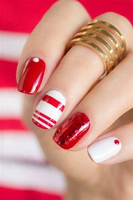Best Red Nail Designs Ideas And Images On Bing Find What Youll Love