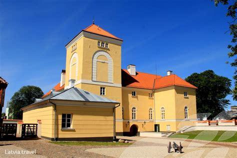Ventspils Livonian Order Castle | Latvia Travel
