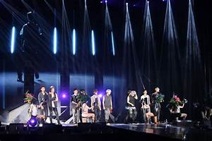 EXO Shows Hard Work and Tears for First Night of First ...