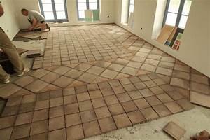 Fliesen Diagonal Verlegen : 17 terracotta fliesen mecklenburg verlegung handgeformt blog ~ Lizthompson.info Haus und Dekorationen