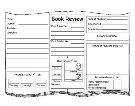 book report apa sle