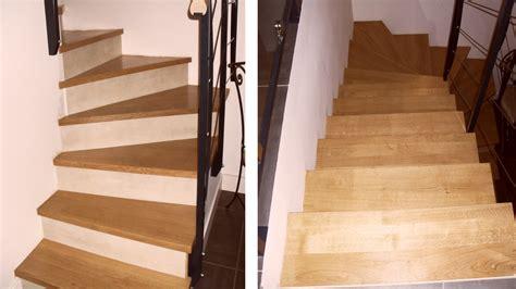 habillage en bois d un escalier b 233 ton dans l ain par abema