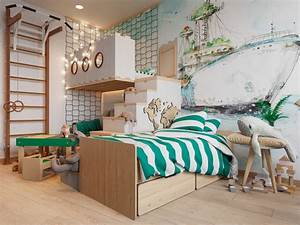 Scandinavian, Style, Interior, Infused, With, Garden, Greenery