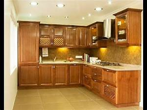 Interior design ideas for small kitchen in india design for Interior designs of small kitchens