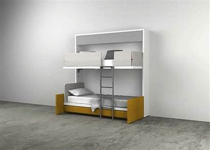 Tiny Homes Furniture Kali Micro Bed Clei