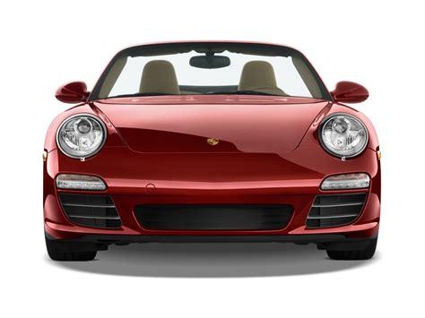 porsche front view image 2010 porsche 911 carrera 2 door cabriolet 4s front