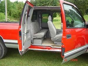Buy Used 1996 Chevrolet K1500 Silverado Extended Cab Pickup 3