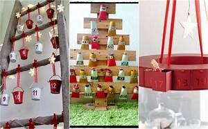Adventskalender Selber Basteln Ideen : 12 adventskalender basteln tolle ideen zum selbermachen ~ Frokenaadalensverden.com Haus und Dekorationen
