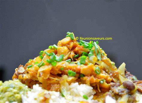 recette cuisine creole reunion recette rougail morue de la réunion 974