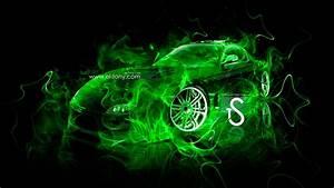 Mazda RX7 Fire Abstract Car 2013 | el Tony