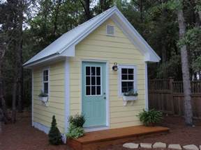 Outdoor Wood Sheds and Buildings