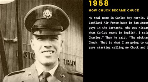 chuck norris air force 8 actual facts about chuck norris