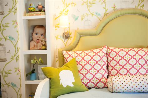 A Girl's Toddler Room To Grow Into