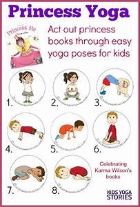 Princess Yoga | Kids Yoga Stories - Yoga Books, Yoga Cards ...