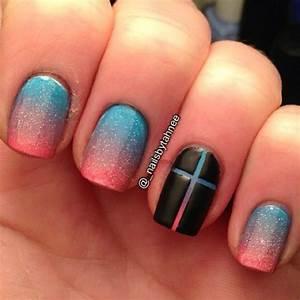 Cross Nails - Picmia