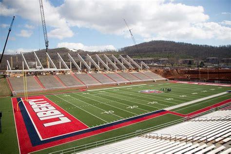 williams stadium expansion  shape liberty university