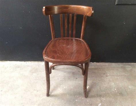 mobilier de bureau a vendre chaise bistrot ancienne bois