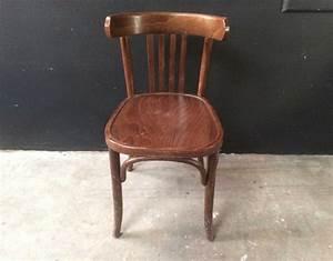 Chaise Bois Vintage : lot 38 chaises bistrot ~ Teatrodelosmanantiales.com Idées de Décoration