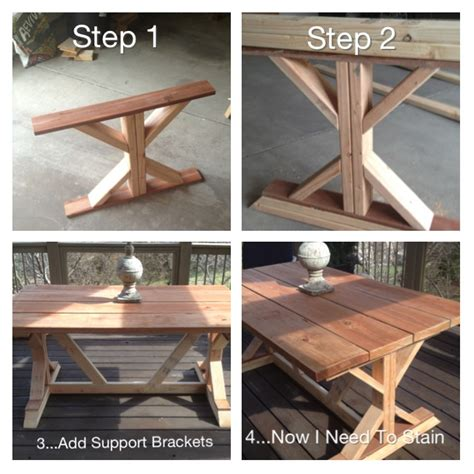20 great diy furniture projects on a budget style motivation hometalk budget restoration hardware outdoor table replica