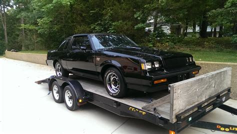 1987 Grand National For Sale by 1987 Buick Grand National For Sale Or Trade Ls1tech