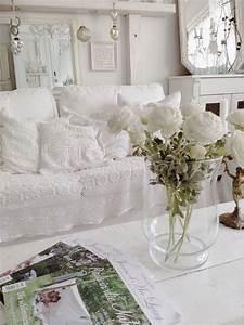 Shabby Chic Wohnzimmer : vertraeumtes stadthaus kleiner einblick in unser wohnzimmer wohnen pinterest stadthaus ~ Frokenaadalensverden.com Haus und Dekorationen