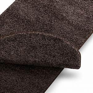 tapis grande taille doux sur mesure marron tapistarfr With tapis couloir avec plaid grande taille pour canape