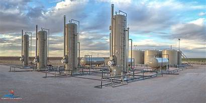 Oilfield Production Battery Separators Surface Equipment Oil