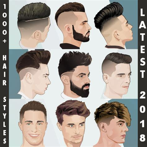 download 1000 boys men hairstyles and hair cuts 2018 2 0