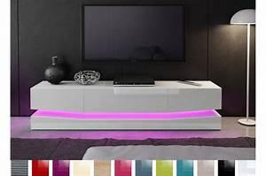 Meuble Sous Tv Suspendu : meuble tv suspendu novomeuble ~ Teatrodelosmanantiales.com Idées de Décoration