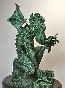 81 Best Images About Cthulhu Idol  U0026 Sculpt On Pinterest