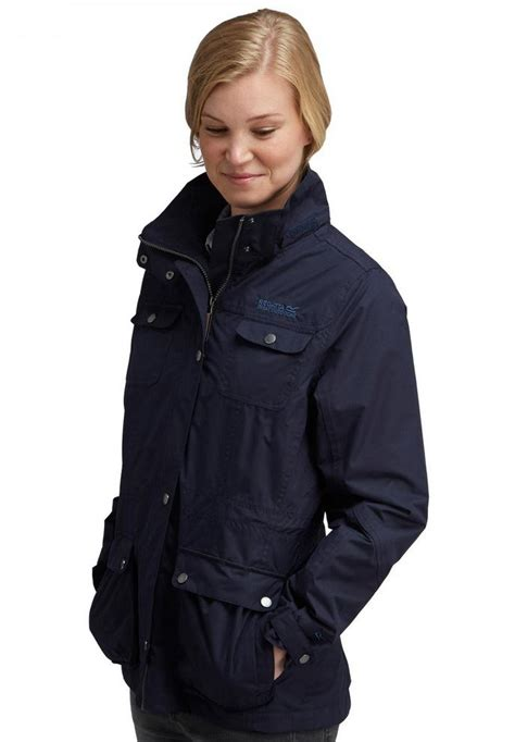 Regatta High Spirits Womens Breathable u0026 Waterproof Jacket