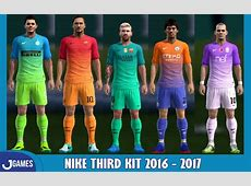 PES 2013 Nike Third Kits 20162017 by Jefries6 PES Patch
