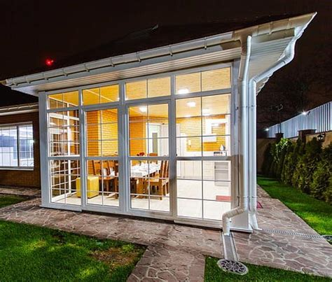 wintergarten günstig kaufen terrassen 252 berdachung g 252 nstig aus polen dach 243 wka płaska czerwona