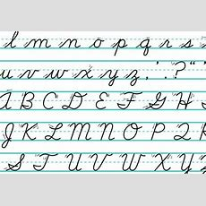 Does Cursive Need To Be Taught In The Digital Age?  Nea Today