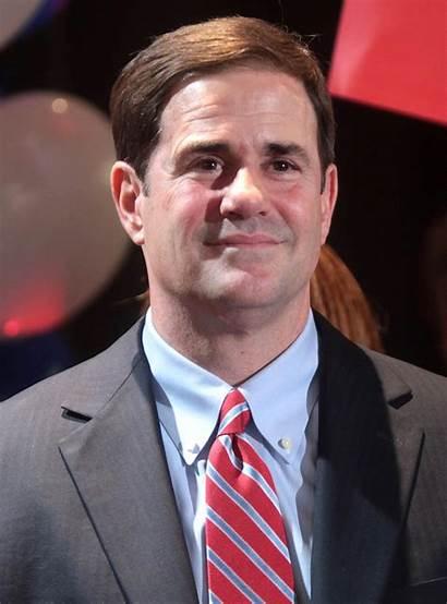 Ducey Governor Doug Arizona Governors Wikipedia Az