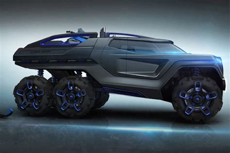 can am outmoster concept off roading into the future