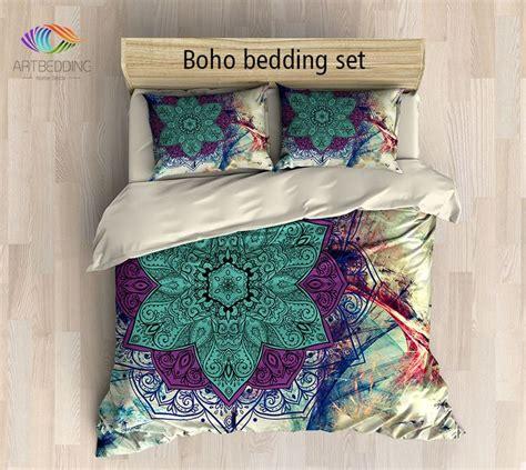 bohemian bedding xl xl bohemian bedding mandala duvet cover set