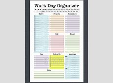 Daily Work To Do List Template Templates Data