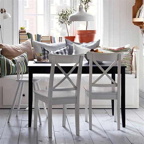 chaises blanches ikea chaise design chaises salle à manger et cuisine pas cher