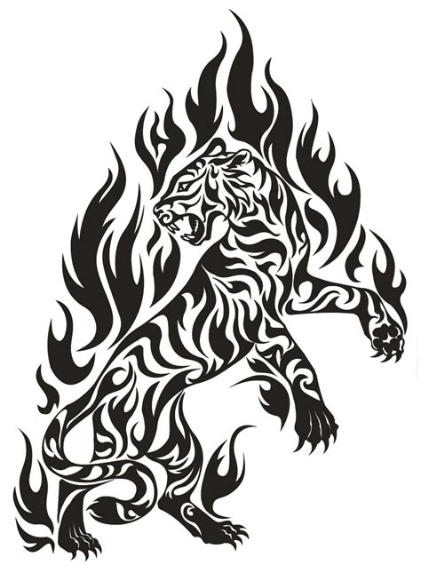 Tiger Tattoos Designs, Ideas And Meaning  Tattoos For You