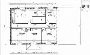 Plan Maison 4 Chambres Avec Suite Parentale : avis plan pour tage avec 4 chambres dont suite parentale 14 messages ~ Melissatoandfro.com Idées de Décoration
