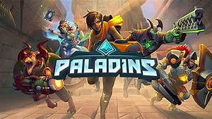 Paladins Introduces New Hero And Map Paladins