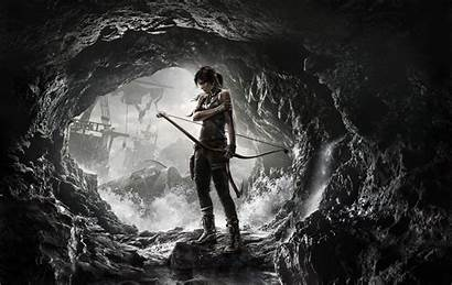 Raider Tomb 4k Rise Wallpapers Desktop Background