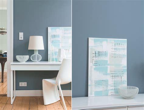 Grau Blaue Wandfarbe by Wandfarbe Blau Grau Ragopige Info