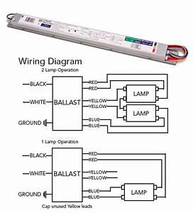 Ballast Lamp
