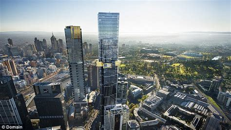 meriton warns australia will be hit with oversupply that could send market crashing daily mail