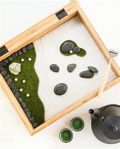 Mini zen garden thirsty for tea for Jardin zen miniature