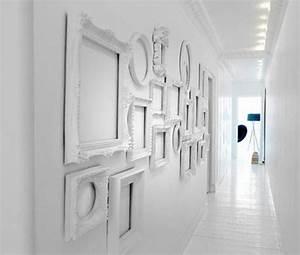 Wall frames for decoration home design inside