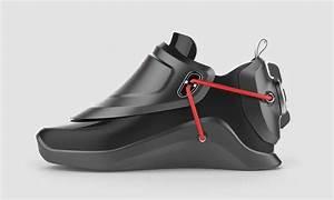 Carota Design Nike HyperAdapt Self-Lacing Sneaker Concept ...